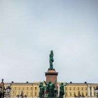 Памятник Александру II на Сенатской площади :: Vadim Zhuravlev