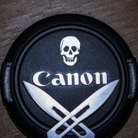 Пиратский Canon :: Павел Каморных