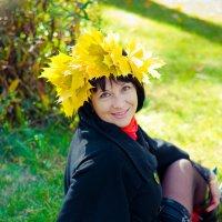 королева осень :: Юлия Асеева
