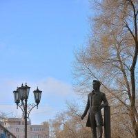 Памятник А.С Пушкину :: юрий Амосов
