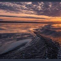 Вечерняя волна. :: Юрий