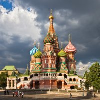Храм Василия Блаженного :: Владимир Дар