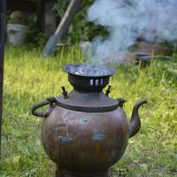 Старый чайник-самовар :: Марат Ахметов
