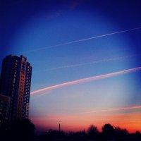 Небо :: Александра Парфёнова