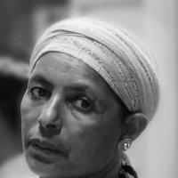 Женщина из Эфиопии :: Юрий Вайсенблюм