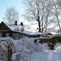 После снегопада :: Татьяна Копосова