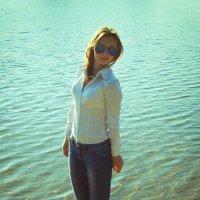 На озере. :: Татьяна Сухарева