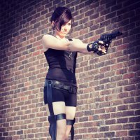 Lara Croft 1 :: Ekaterina Stafford
