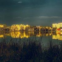 Город золотой :: Оксана Капля