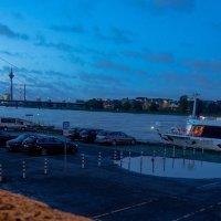 Восход на Рейне :: Witalij Loewin
