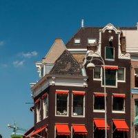 Прогулки по Амстердаму :: Дмитрий Сотников