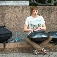 Музыкант. :: Сергей Исаенко