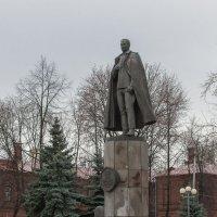Н.Новгород. Пётр Николаевич Нестеров. :: Максим Баранцев