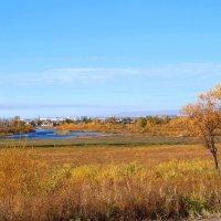 Река Читинка в районе Каштака :: Юрий