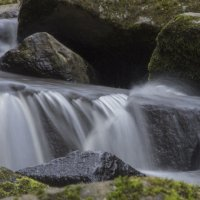 Пороги после водопада Неожиданный. :: Roman Suzdaltsev