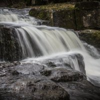 Пороги перед водопадом Неожиданный. :: Roman Suzdaltsev