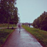 Прогулка :: Оксана Баллыева