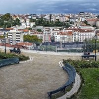 Панорама Лиссабона :: Ольга Маркова