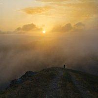 Прощание с солнцем :: Геннадий Валеев