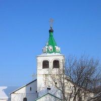 Успенская церковь в Александровской слободе :: Борис Русаков