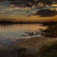 Река моего детства :: Владимир Самсонов