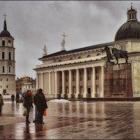 Кафедральная площадь Вильнюса. :: Елена Kазак