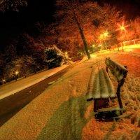 Зимой и ночью... :: АндрЭо ПапандрЭо