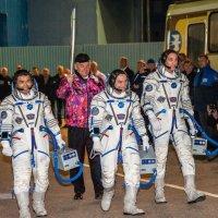 Олимпийский экипаж :: Юрий Ходзицкий