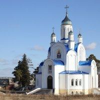 Церковь Покрова Пресвятой Богородицы в Пивоварихе :: Сергей Михайлов