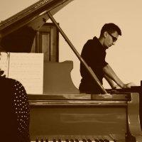 Пианист :: Лиза Сметюх