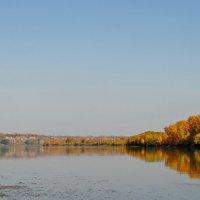 Осень,река обмелела. :: Владимир Михайлович Дадочкин