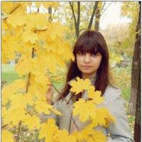 Дочь и осень :: Татьяна Титова