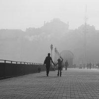 прогулка по туману :: Алена Шевчук