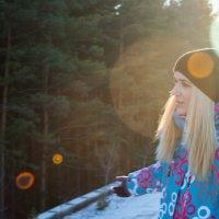 В лучах солнца... :: Александр Бойко