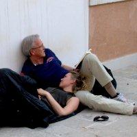 Венеция...    Приземлиться можно в любом месте... :: ФотоЛюбка *