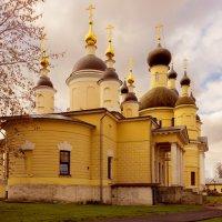 Храм Введения во Храм Пресвятой Богородицы :: Александр Шурпаков