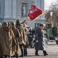 Для кого войне конец, а кому еще в штаб, отчеты писать... :: Владимир Клещёв