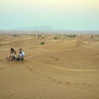 Пустынный :: Андрей Шаронов