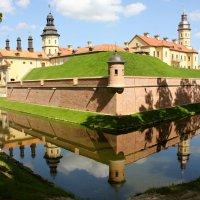 Несвижский замок, Белоруссия :: Катерина