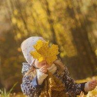 осень :: Лиля Тикоцкая
