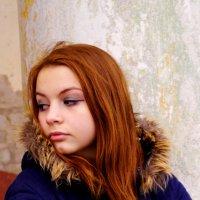 Катя :: Анастасия Жаркова