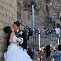 Свадьба в Барселоне :: Маруся