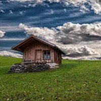 Где-то в Альпах.... :: Сава Юрьев