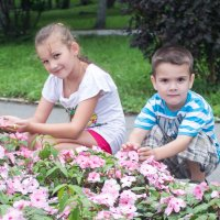 Алена и Сергей :: Владимир Мартыщенко