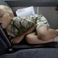 Спящий мальчик :: Людмила Синицына
