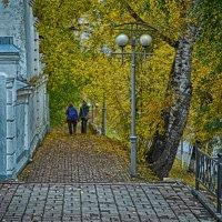 Томская осень :: Михаил Петрик