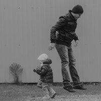 отцы и дети :: Лиля Тикоцкая