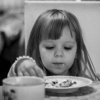 Вкусный завтрак :: Лиля Тикоцкая