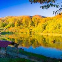 Калиновое озеро :: Дмитрий Головской
