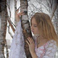 Царевна Лебедь :: Юлия Мищенко